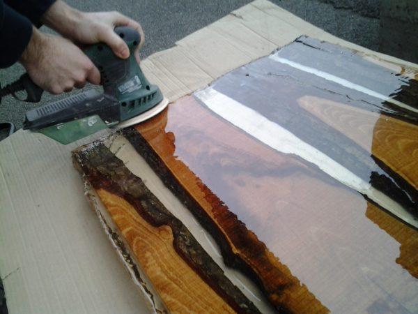 Fabriquez Votre Table En Bois Et Resine Resin Pro Sasu
