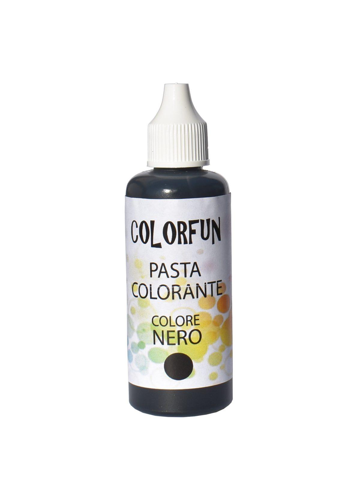 COLORFUN - PATE COLORANTE POUR RESINES EPOXY ET POLYURETHANE