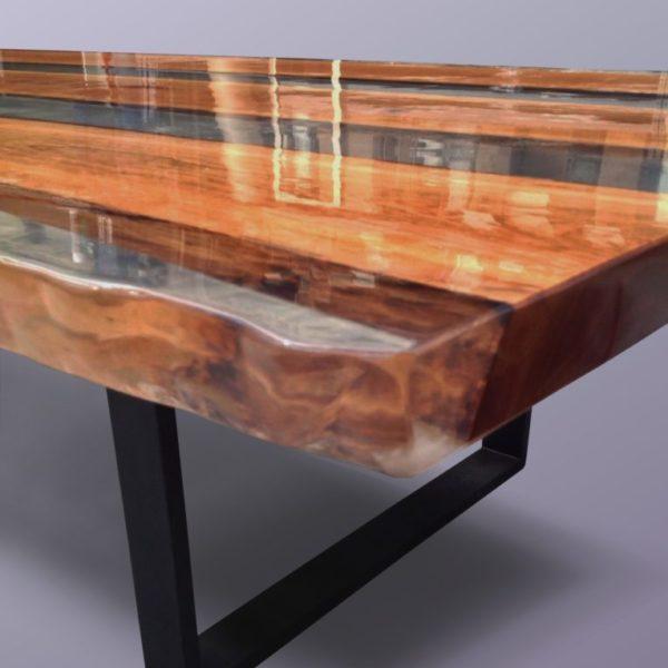 r sine poxy pour tables jusqu 39 10 cm d 39 paisseur kg resin pro sasu. Black Bedroom Furniture Sets. Home Design Ideas