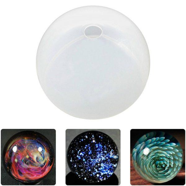 Moule de silicone Sphère