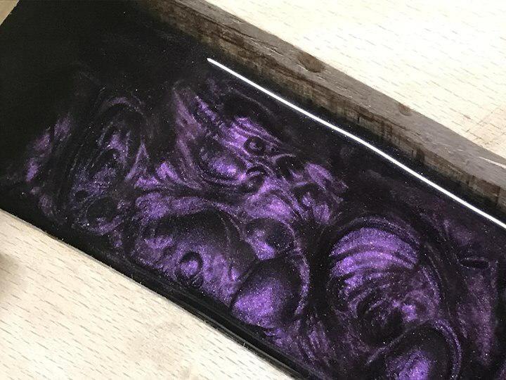 Pigment Métallique Violet Pearline 500 gr