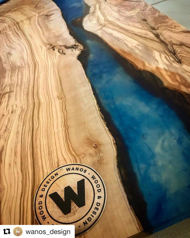 EPOXYWOOD 1.5 KG Résine époxy pour bois - revêtement de protection, Restauration, Renforcement