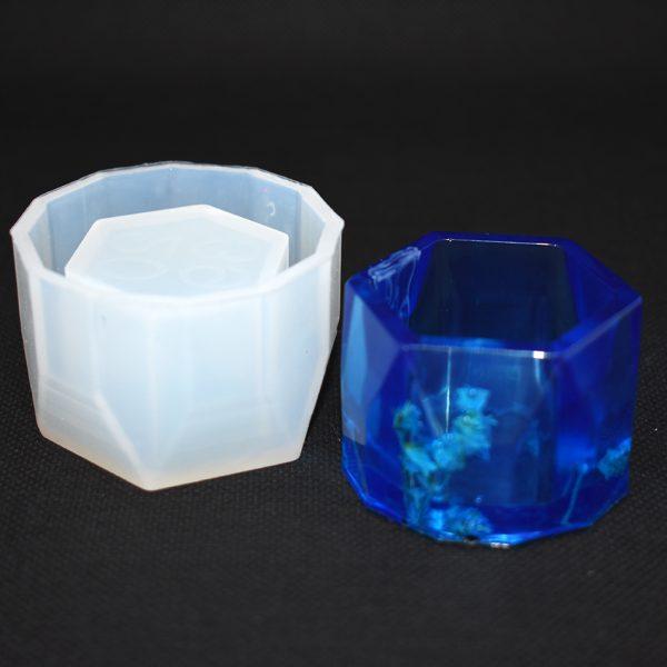 Petit Moule de bijoux en verre