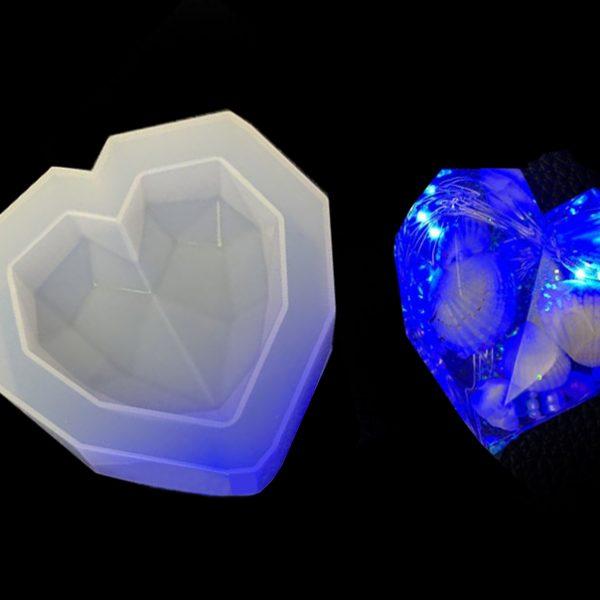 Moule de bijoux petit cœur