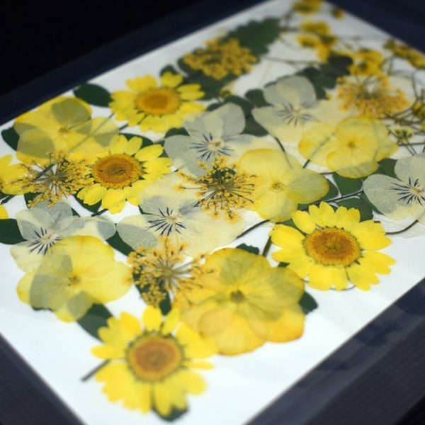 "Bouquet ""Jaune"""