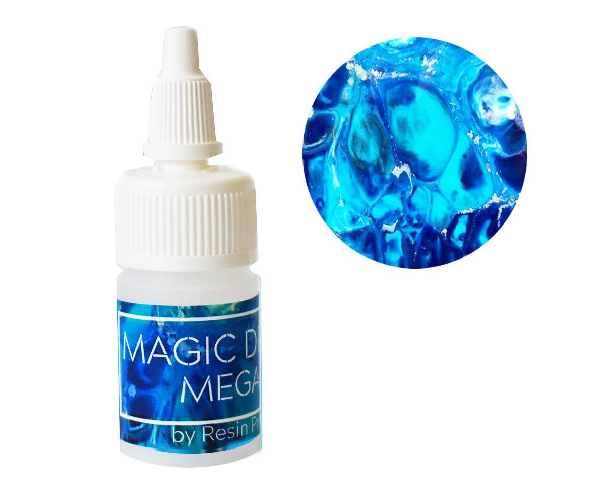 """""""Magic Drops Mega"""" pour créer l'effet à «cellules» et décorations 15ml"""